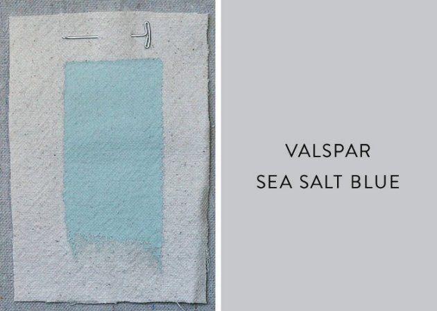 Best Coastal Ocean Inspired Blue Paint Colors Valspar Sea Salt Remodelista Jpg Bunk Beds For The Boys Pinterest Bed
