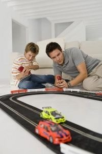 I remember playing these with my neighbors when I was little. I can't wait to play with cool boy toys like hot wheels with my son. Love having a little boy :)