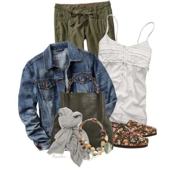 Naomi by moorgina on Polyvore featuring Abercrombie & Fitch, Gap, Old Navy, TOMS, Marni, Barse, Kendra Scott and Rick Owens
