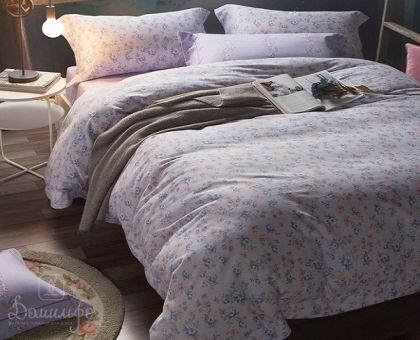 Купить постельное белье из фланели FROLLY евро от производителя Asabella (Китай)