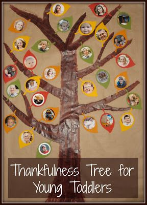 Preschool Thanksgiving Crafts For Parents