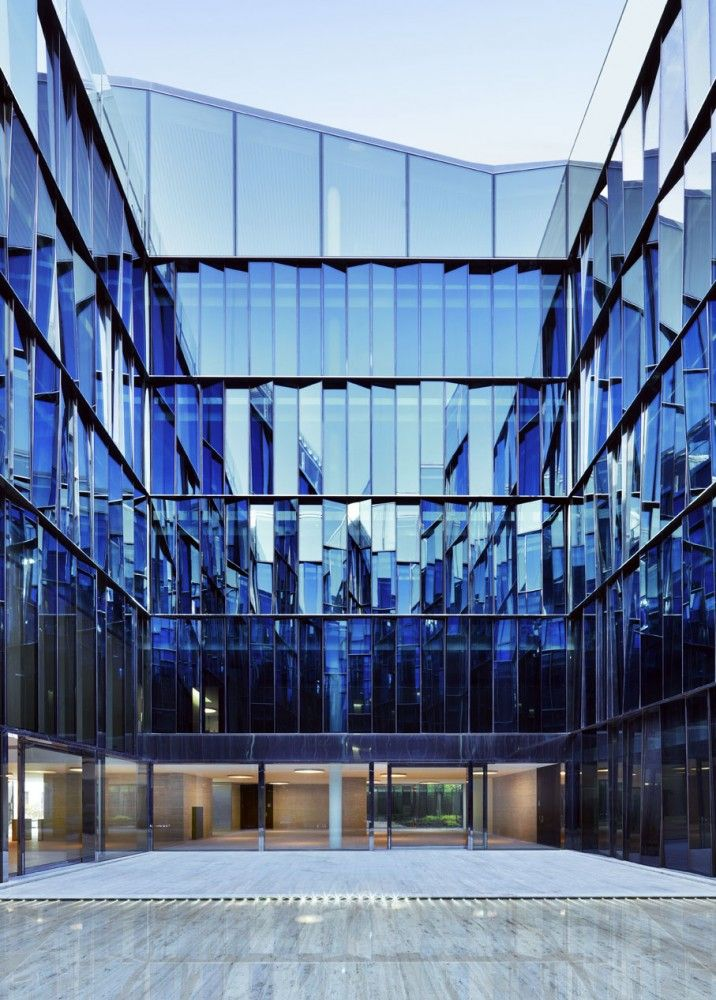 quattro corti business centre - saint petersburg - piuarch