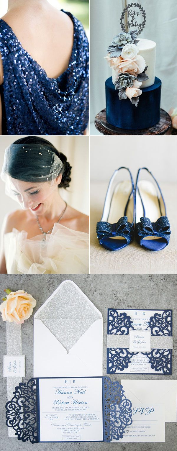 153 best Blue Wedding Colors images on