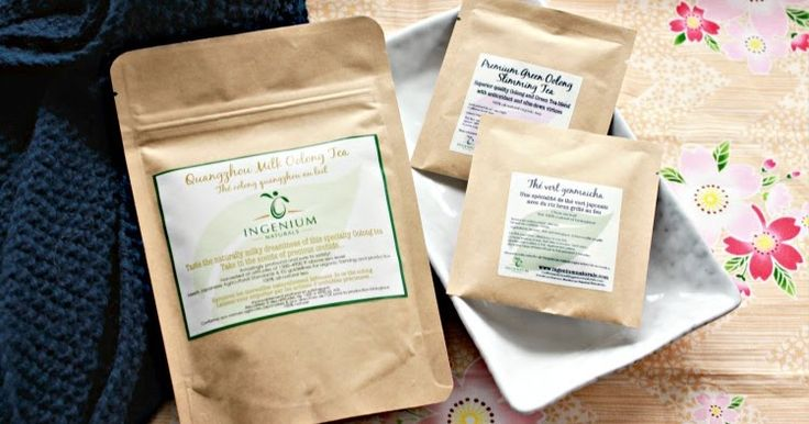 Ingenium Naturals Luxury Teas   My new source for all natural teas! - Just J