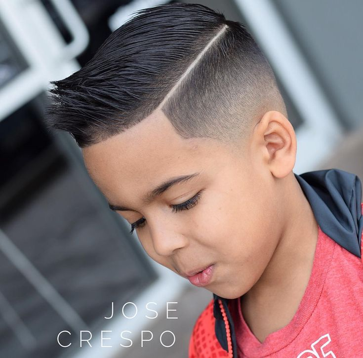 Clean Line Haircuts for boys