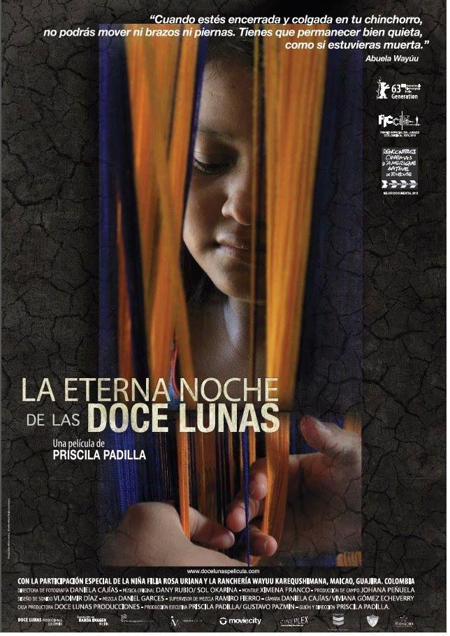 La Eterna Noche de Las Doce Lunas 2013 http://cinefilosradio.blogspot.com / #CineColombiano #CinefilosRadio