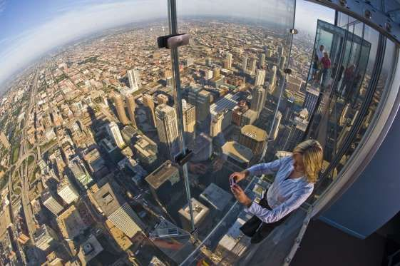 Willis Tower, Chicago - Rex Features