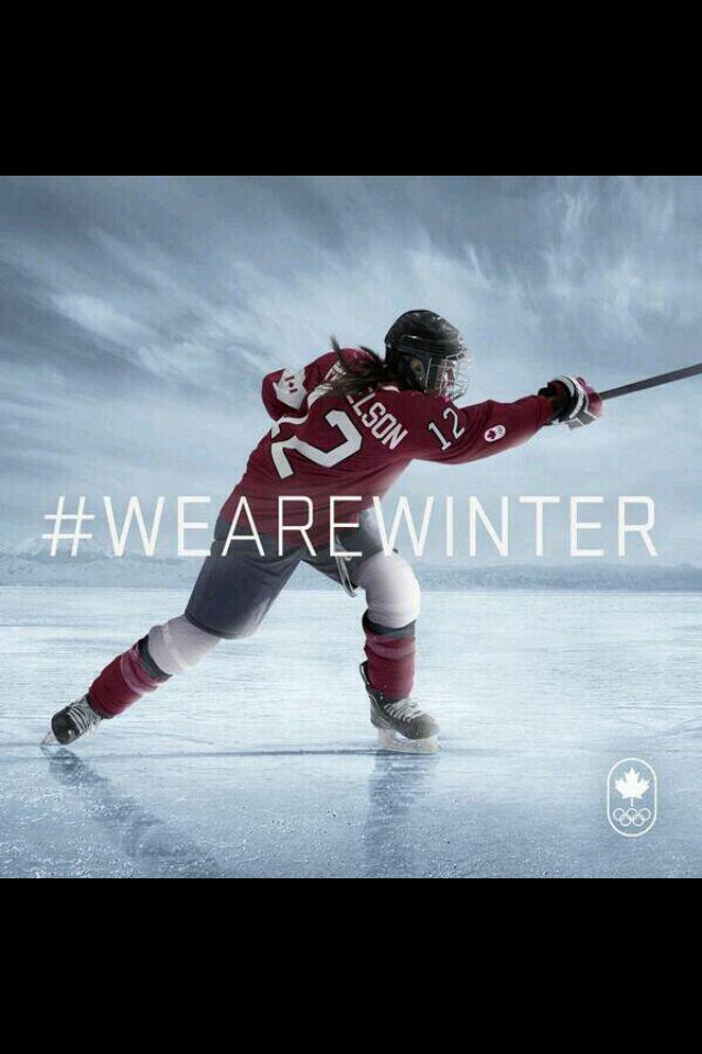 Team Canada #WeAreWinter