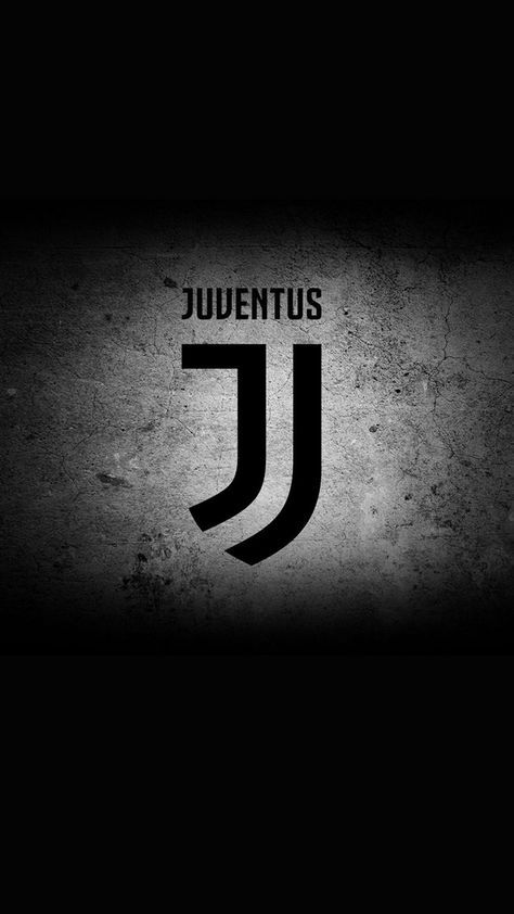 2017 New Logo Juventus Iphone Wallpaper Juv Pinterest Football