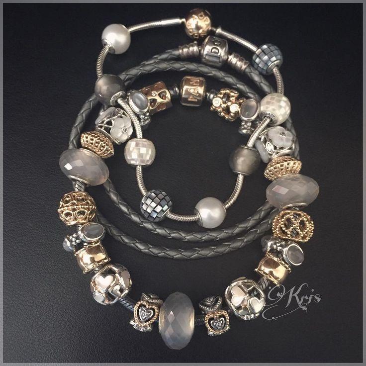 Pandora Jewelry Roll: 3005 Best Pandora Images On Pinterest