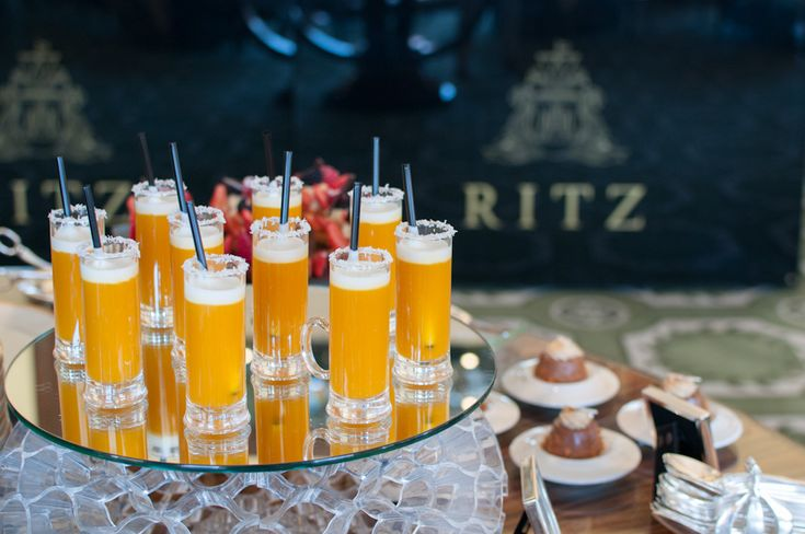 Birthday Brunch at the Ritz