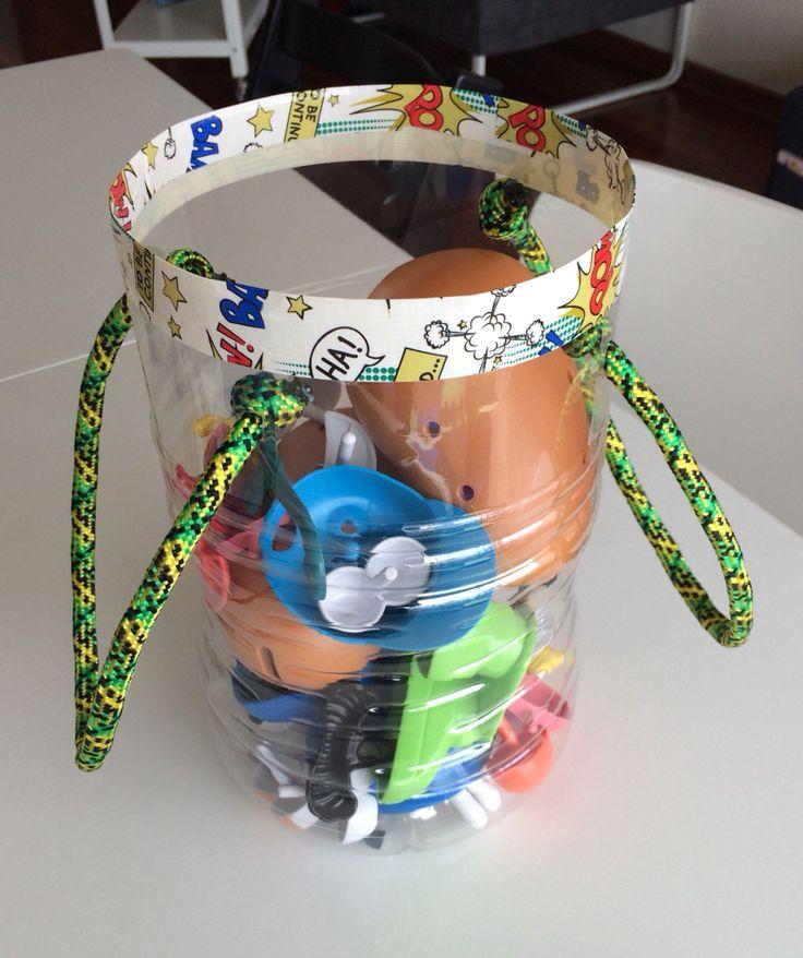 #bigbottle #plastic #tape #easy