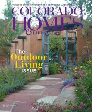 The May 2012 Outdoor Living Issue is on newsstands now!