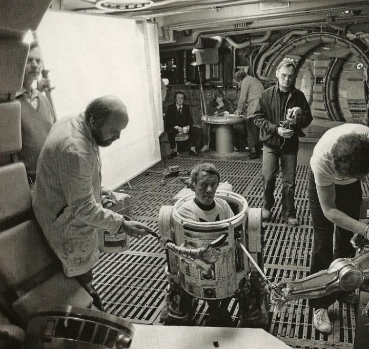 Making of EMPIRE STRIKES BACK (1980) | album 4 of 4 - Album on Imgur