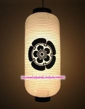 Sakura Japanese Paper Lamp Handmade Lantern Restaurant Cusinine Hotel Spa Shop Room Decoration(China)