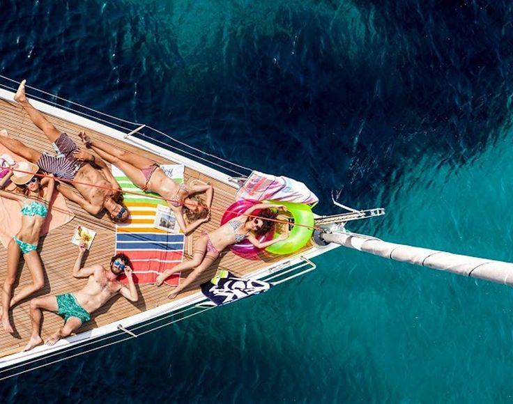 Διακοπές με σκάφος για όλους