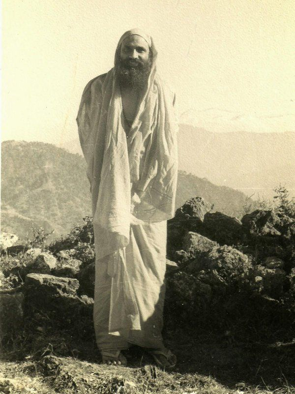 Dayananda Saraswati, 1960s
