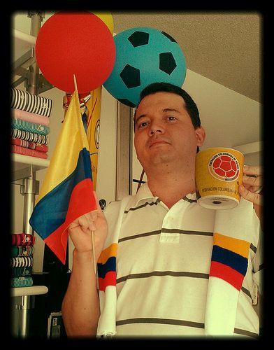Colombia El Mejor País Del Mundo, Muchas Gracias Mi Selección Colombia #EstoyMuyContentoColombia