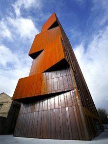 Broadcasting Place, Leeds Metropolitan University, UK  Feilden Clegg Bradley Studios