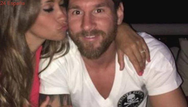 Lionel Messi y Antonela Roccuzzo esperan su tercer hijo