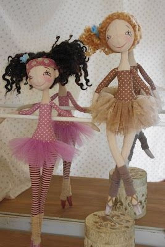 cute dolls / picture only