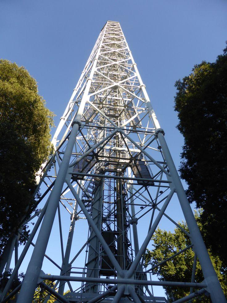 Torre Branca - wow 108,60 m. Gio' Ponti