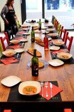Una divertente esperienza è stata partecipare ad un mini corso di cucina sull'Arte culinaria catalana. #kitchenlife #inthekitchen #homemade #yum