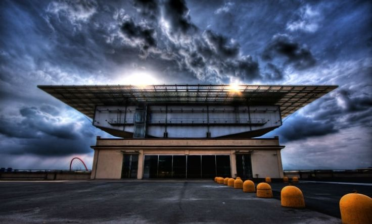 Renzo Piano Opere