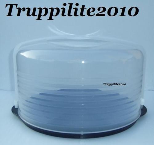 Tupperware Wiener Walzer Tortenbehälter C97 Blau | eBay