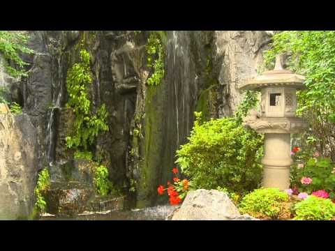 Японские сады Japanese Gardens Релакс - YouTube