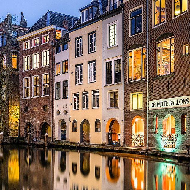 Utrecht, Netherlands photo credit @tristanlavender