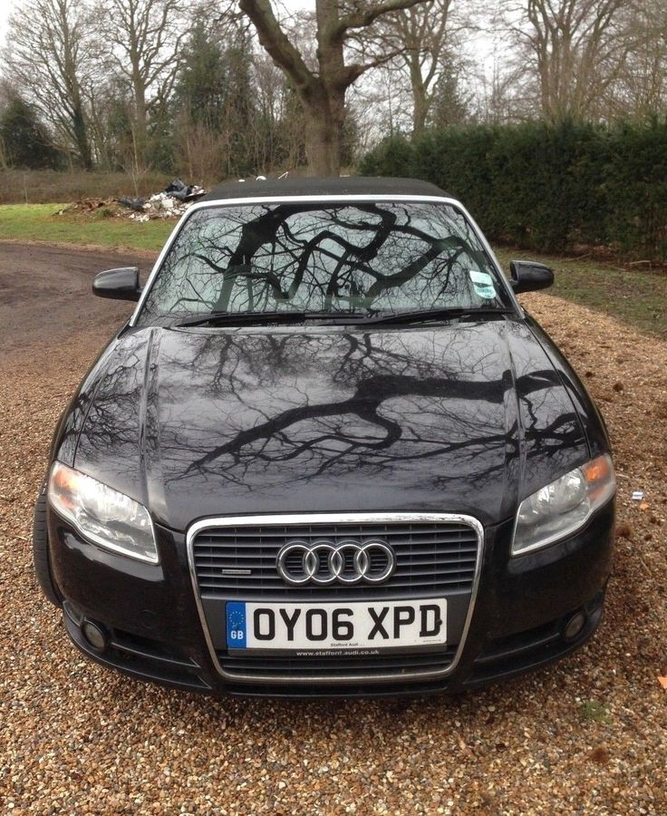 2007 Audi A4 3.0tdi Quattro Automatic Convertible: £1,500.00 End Date: Monday Apr-9-2018 12:58:41 BST Add to watch list
