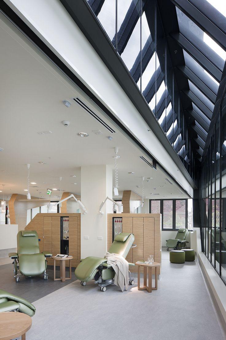Ballarat Regional Integrated Cancer Centre - Australian Interior Design Awards 2014 Shortlist, Public Design - THID Interior Design. Architects - BLP