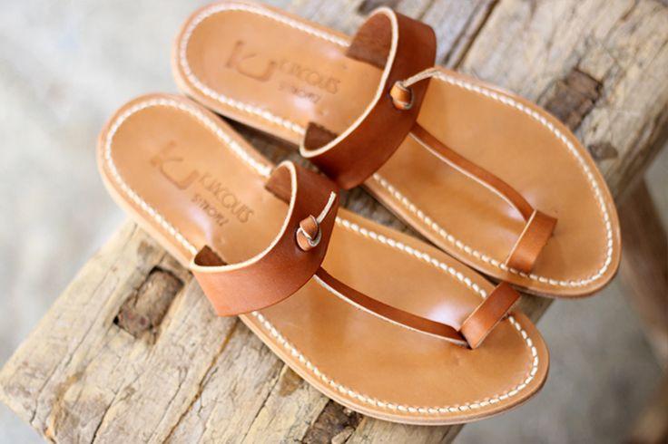 K Jacques St Tropez 'Ganges' Sandal