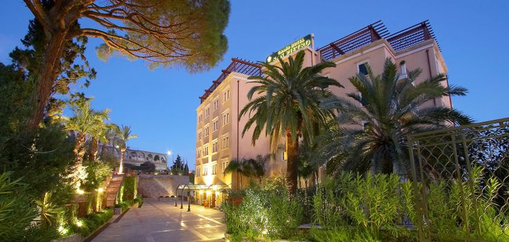 22 Best Images About Grand Hotel San Pietro Taormina