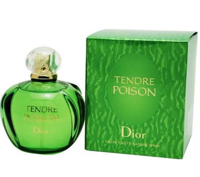 Poison Tendre is a sharp, flowery fragrance suitable for daytime wear. It's a blend of mandarin, vanilla, sandalwood and other warm soft fresh florals, captivating!