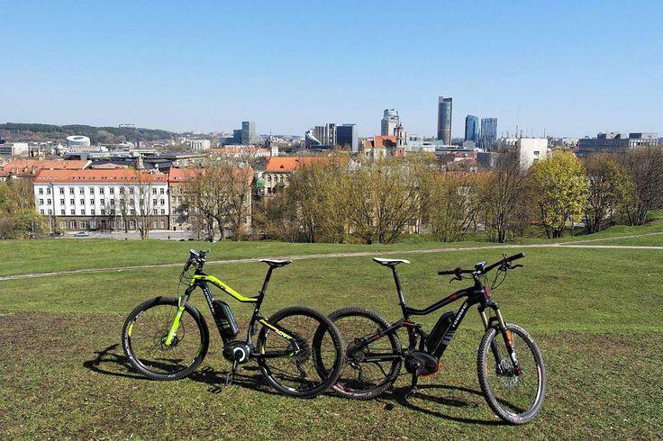 Instagram picutre by @rentebike.lt: #vilnius #vilniuscity #bike #ebike #rent #lithuania #haibike #electricbike #gogreen #bicycle #fun #active #dviratis #elektrinis #pramogos #sportas #taurokalnas #saugokgamta #grass #pramoga #pramogos #rentebike.lt #mountainbike - Shop E-Bikes at ElectricBikeCity.com (Use coupon PINTEREST for 10% off!)