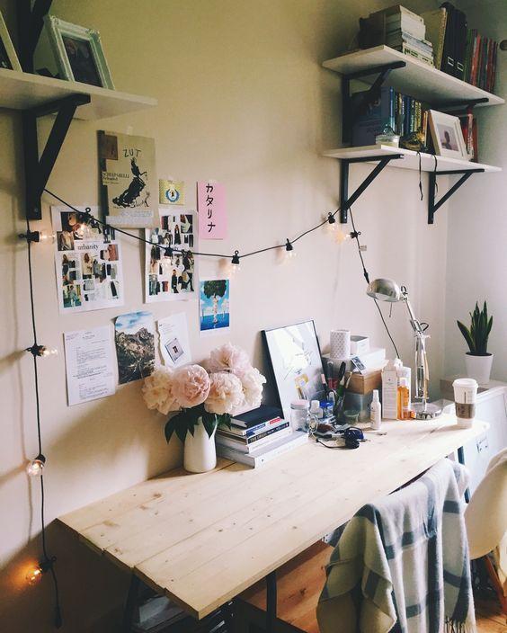 30 Dream Interior Design-Ideen für Teenager-Mädchen