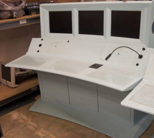 NASA Control Desk for Gaming