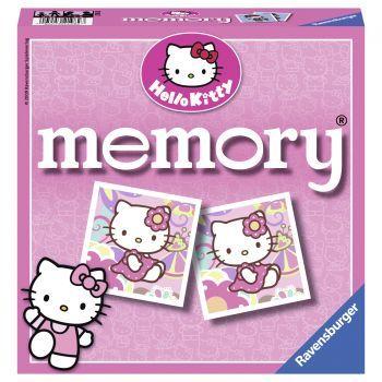 Jocul memoriei Ravensburger Hello Kitty