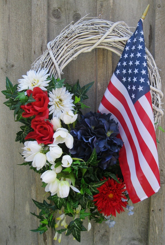20 Best Church Decor Patriotic Images On Pinterest Flower Arrangements July 4th And Red