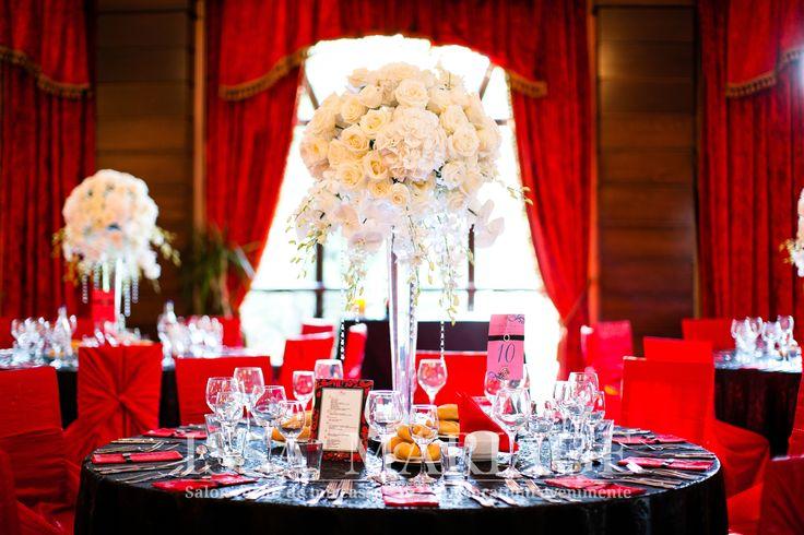 restaurant issamariage bujoreni nunta in aer liber