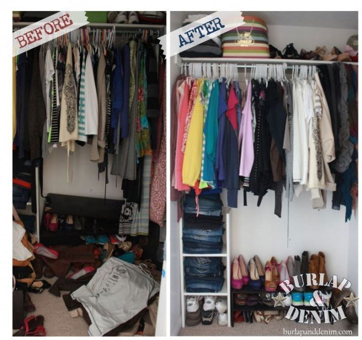 Before And After Closet Organization (750×704)