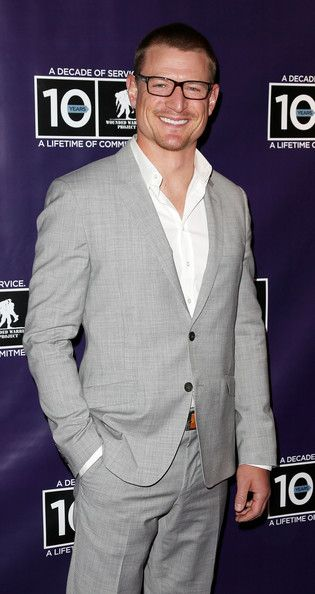 Philip Winchester - Arrivals at the Carry Forward Awards