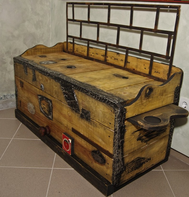 bench (massive wood) format: 120cm x 50cm x 45cm