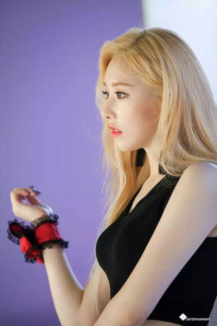 "[BTS🎬] SONAMOO ""Friday Night"" MV - 의진 Euijin"