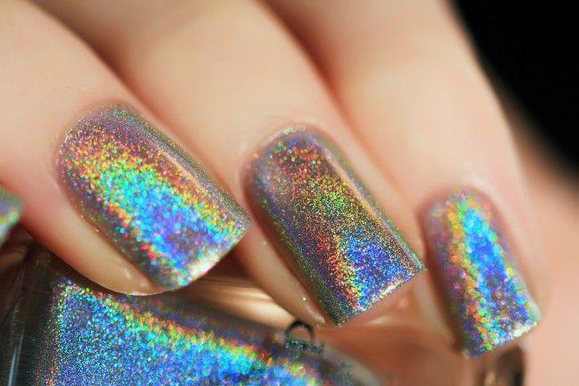 Best 25 Holo Nail Polish Ideas On Pinterest Holo Nails Powder Acrylic Nails Glitter And