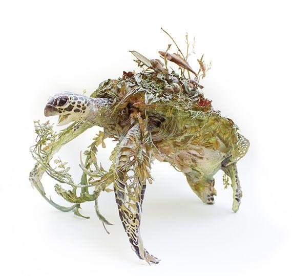 【新作】神話的で美しい。架空の生き物を造形化したオブジェ作品が素晴らしい。 | ARTIST DATABASE - Part 2