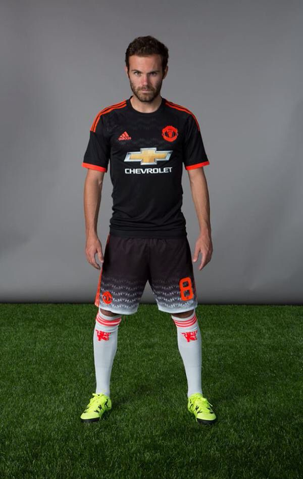 2015/2016 Manchester United Third Kit | Latest Football ...
