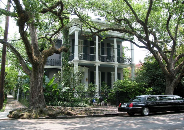 famous houses in new orleans house of author ann rice
